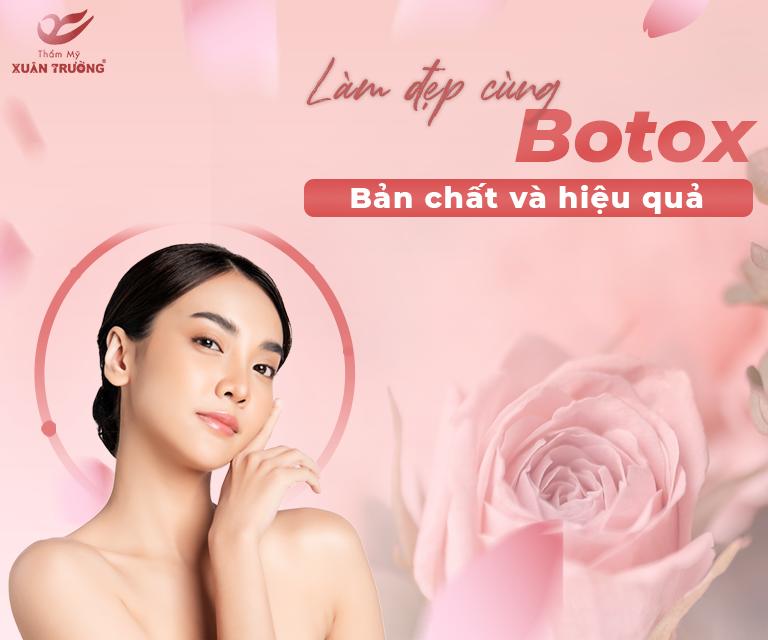 Làm đẹp cùng Botox – Bản chất và hiệu quả